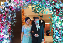 Peter & Maria Faustina by Orange Organizer