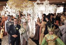 Rendra & Devi by Orange Wedding Planner