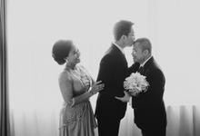 Gabor & Vania by Orange Wedding Planner