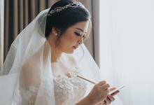 Lauren & Grace by Orange Wedding Planner