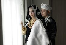 Rizky & Lady by Orange Wedding Planner