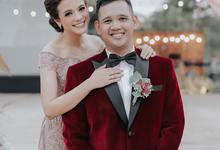 Cantika & Rocky by Orange Wedding Planner
