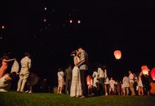 Ferdi & Nina  by Orange Wedding Planner