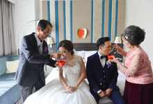 Dion & Monic by Orange Wedding Planner