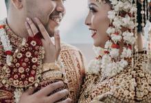 Requinda & Wibowo by Orange Wedding Planner