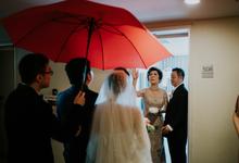 Kwang & Monica by Orange Wedding Planner