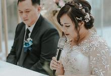 Nico & Yuni by Orange Wedding Planner