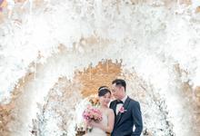 Indra & Amelia by Orange Wedding Planner