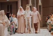 Cindry & Agustian by Orange Wedding Planner