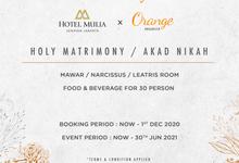 Hotel Mulia Jakarta by Orange Organizer