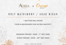 Hotel Atria Serpong by Orange Organizer