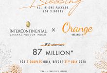 Intercontinental Jakarta by Orange Organizer