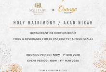 JHL Solitaire Gading Serpong by Orange Organizer