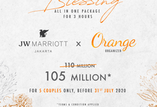 JW Marriott Jakarta by Orange Organizer