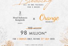 Hotel Kempinski by Orange Organizer