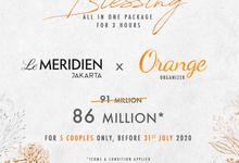 Le Meridien Jakarta by Orange Organizer