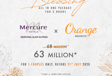 Mercure Alam Sutera by Orange Organizer
