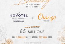 Novotel Tangerang by Orange Organizer