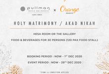 Pullman Jakarta Thamrin by Orange Organizer