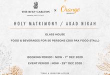 The Ritz Carlton Pacific Place by Orange Organizer