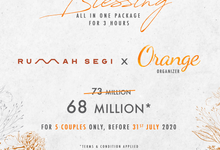 Rumah Segi by Orange Organizer