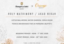 Shangri-La Hotel Jakarta by Orange Organizer