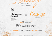 Sheraton Grand Jakarta by Orange Organizer