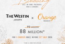 The Westin Jakarta by Orange Organizer