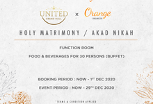 United Grand Hall by Orange Organizer