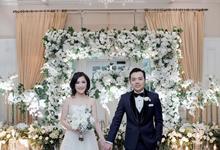 Kenas & Imelda by Orange Wedding Planner
