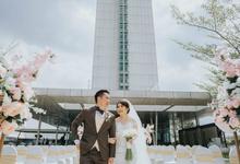 Evan & Vivi by Orange Wedding Planner