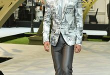 Casual Extravaganza Suit - Fashion Show Ventlee 2019 by Ventlee Groom Centre