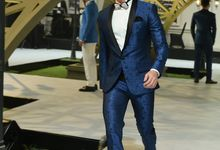 All Blue Suit 2019  - A Legend Of His Own by Ventlee Groom Centre