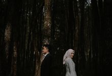 Faridha & Khairir Couple Session by Koncomoto