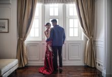 Oriental Wedding by Post Photo