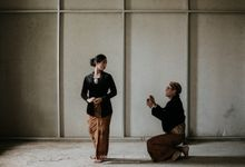 Maya Naufal Prewedding by Owlsome Projects