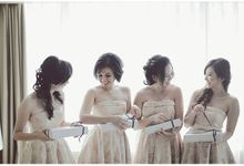 The Wedding of Galan & Widya by All Occasions Wedding Planner