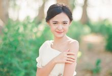 Film Photography in Lombok by hery portrait
