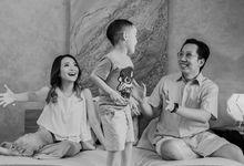 Putri & Oscar Family Session by AKSA Creative