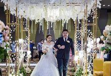 Wedding Of Oscar & Liely by Ohana Enterprise
