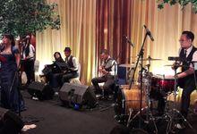 Dhila & Emil wedding reception by LinkArt Entertainment