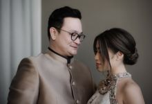 The Wedding of Osky & Amelia by Hilda by Bridestory
