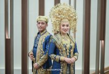 THE WEDDING OF SILVIRA & YOGA by alienco photography