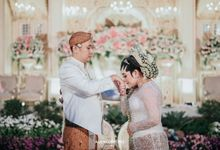 SMESCO CONVENTION WEDDING OF LIA & DIO by alienco photography