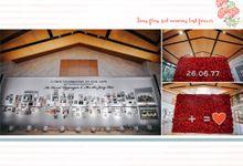 Mr. Hamid Djojonegoro & Mrs. Soe Joeng Hua   The 40th Wedding Anniversary by Levin Pictures