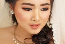 My Bridal Makeup by Archa makeup artist
