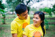 MJ & Ericka Engagement Session by Gie Films
