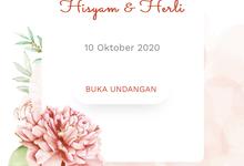 Hisyam & Herli - Bunga Merah Muda Thema by Our Love Day