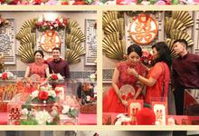 Sangjit Box & Decoration by Our Sangjit