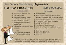 Pricelist The Organizer 2020 by Our Wedding & Event Organizer
